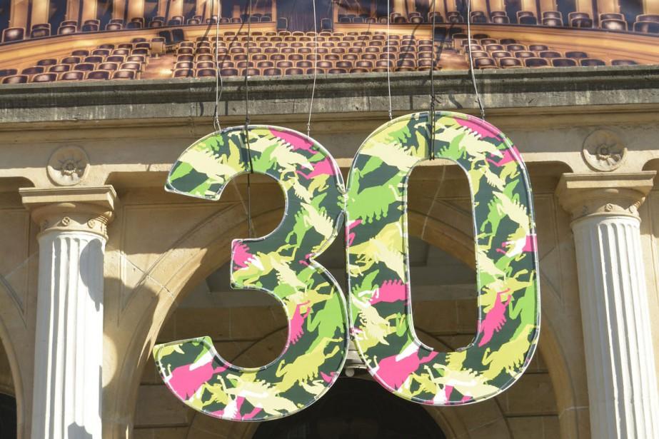 Si le FIFF a 30 ans cette année, ilaura changé de... (PHOTO FOURNIE PAR LE FIFF)