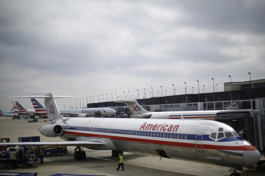 La compagnie American Airlines a refusé de dévoiler... (Photo archives Reuters)