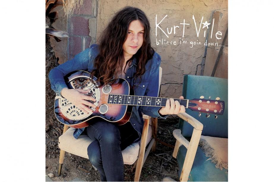 Grand mélodiste, Kurt Vile concocte des suites d'accords qui procurent de...