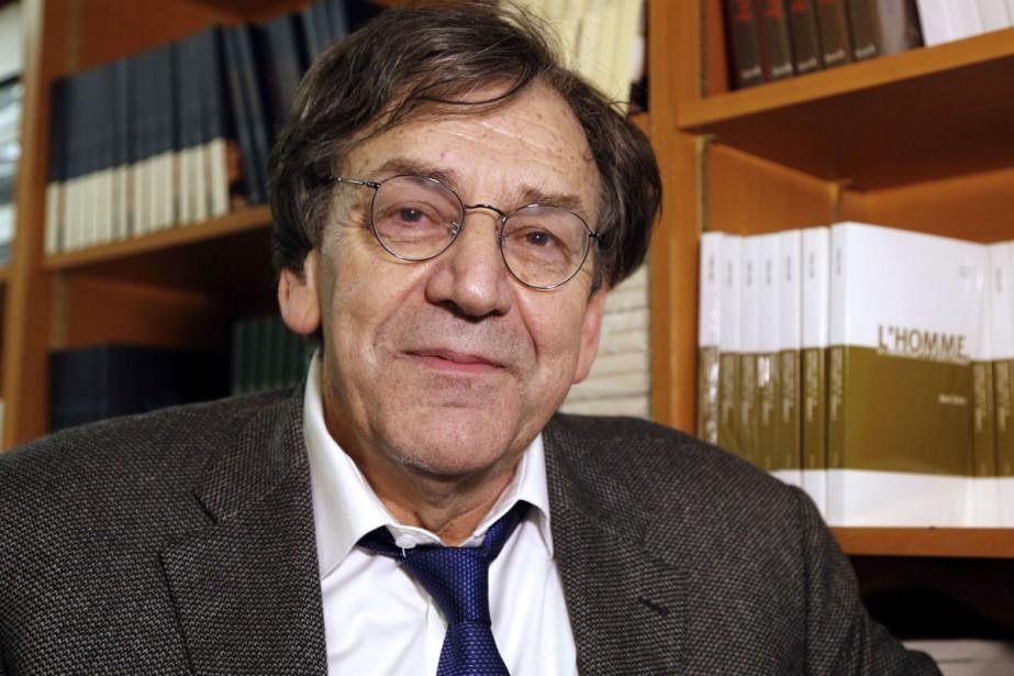 Le philosophe Alain Finkielkraut était attendu de pied... (PHOTO ARCHIVES AFP)