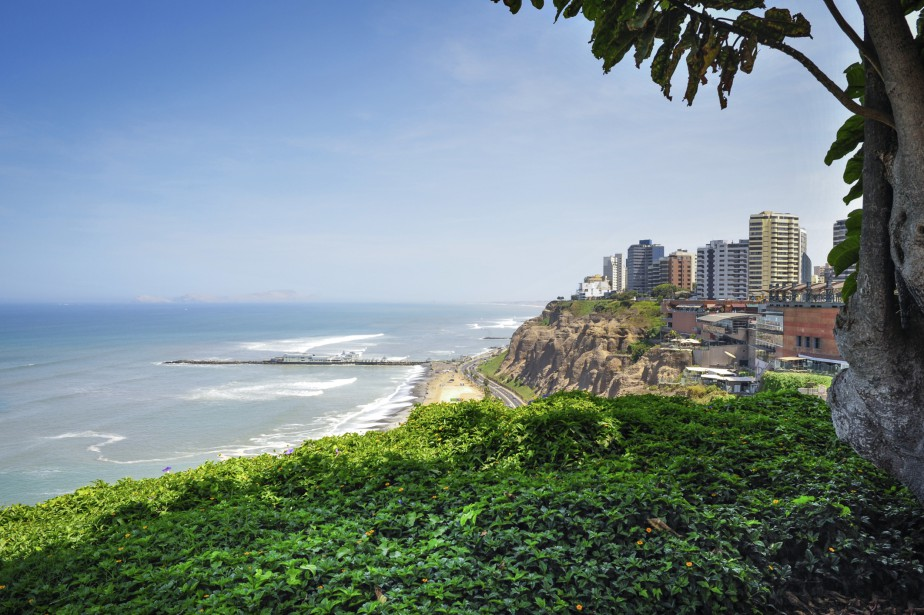 Lima, au Pérou.... (Photo Digital/Thinkstock)