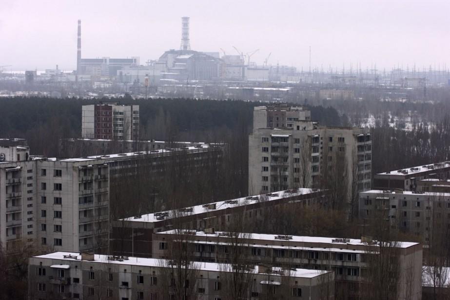 La catastrophe de Tchernobyl qui a forcé tous... (Photo Alain Roberge, archives La Presse)