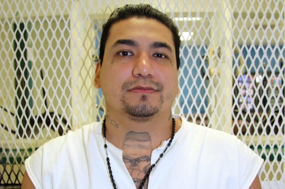 Juan Garcia, 35 ans, s'est vu administrer une... (Photo AP)