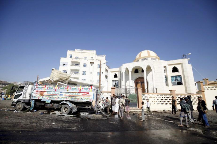Les spécialistes s'accordent à dire que les attaques... (Photo Mohamed al-Sayaghi, Reuters)