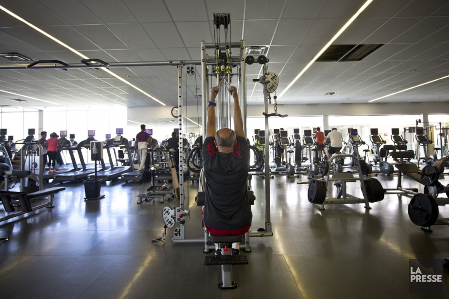 Gyms nouvelle g n ration charles douard carrier en forme for Club piscine st jean richelieu