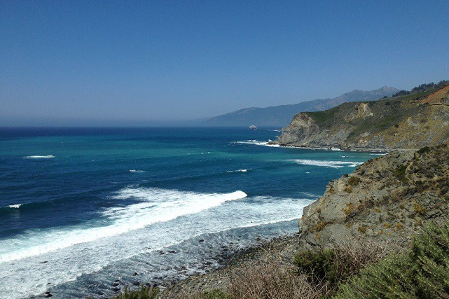 (Pacific coast highway)