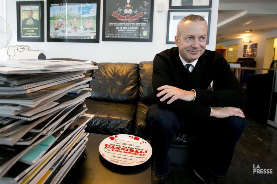 Bruce Hills, chef de la direction de Just... (PHOTO FRANÇOIS ROY, ARCHIVES LA PRESSE)