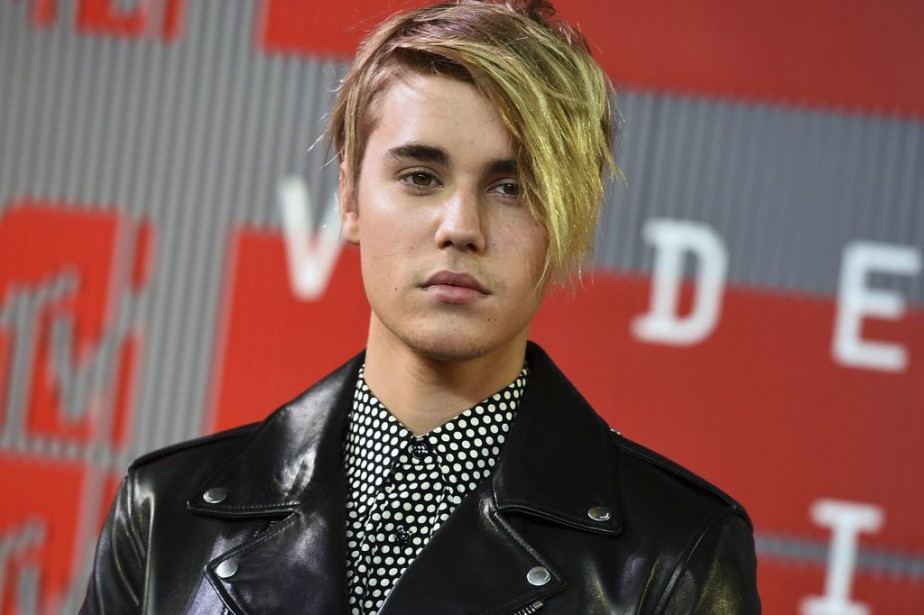 Justin Bieber... (PHOTO AP)