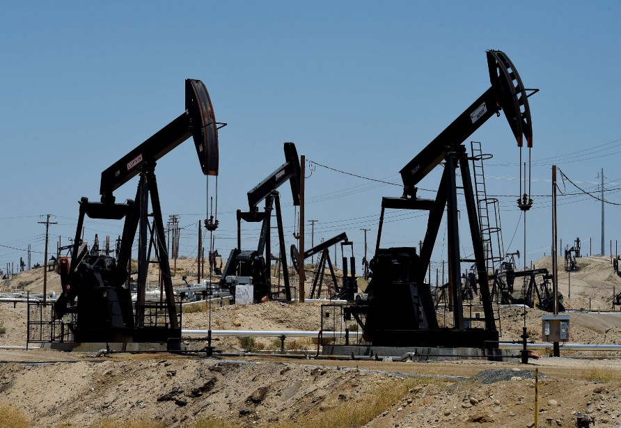 Selon les chiffres du Département américain de l'Énergie,... (PHOTO MARK RALSTON, ARCHIVES AFP)