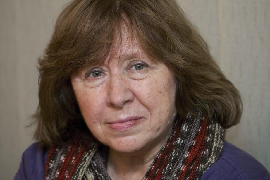 Svetlana Alexievitch... (PHOTO MAXIM MALINOVSKY, ARCHIVES AGENCE FRANCE-PRESSE)