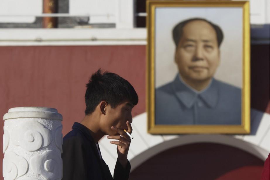 Si la tendance actuelle se poursuit, un jeune... (Photo AP)