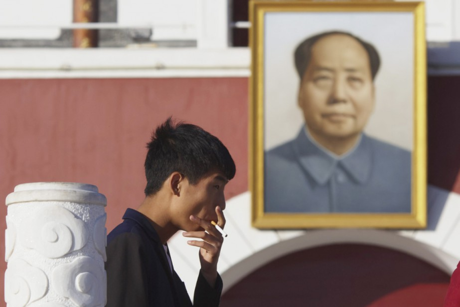 Si la tendance actuelle se poursuit, un jeune... (PHOTO NG HAN GUAN, AP)