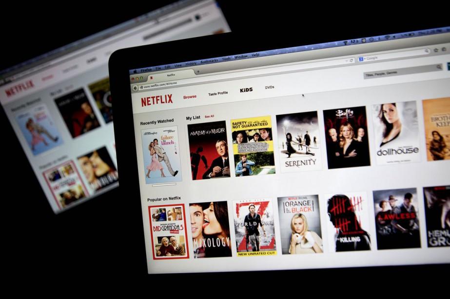 Netflix fait le pari que la plupart des... (PHOTO ARCHIVES BLOOMBERG)