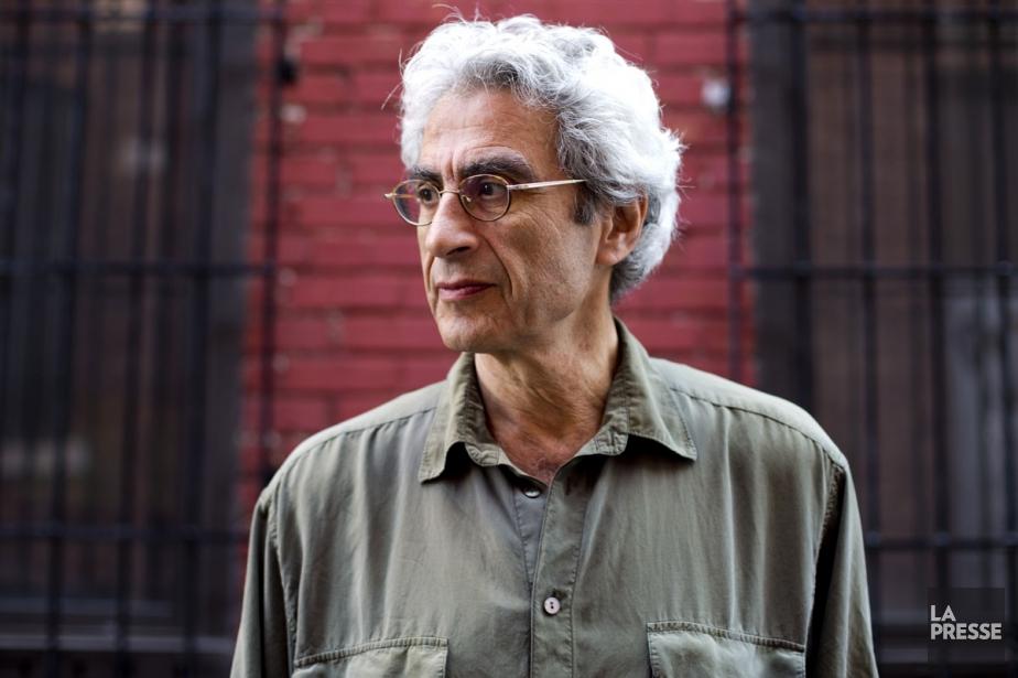 Le plus récent roman de Pan Bouyoucas parle de... (PHOTO OLIVIER JEAN, LA PRESSE)