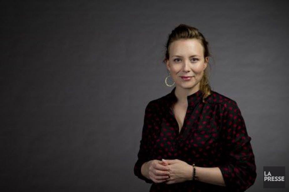 Isabelle Blais... (PHOTO DAVID BOILY, LA PRESSE)