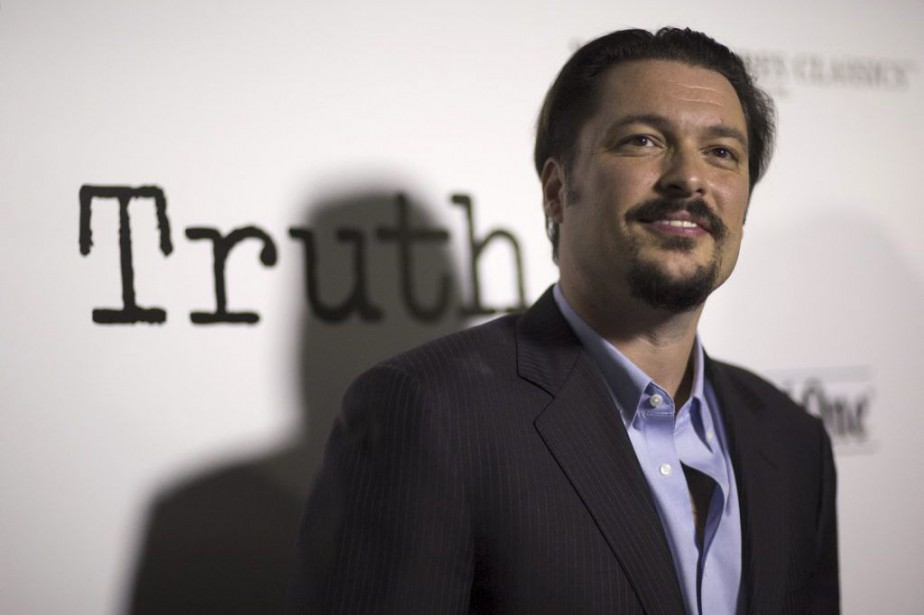 James Vanderbilt... (Photo MARIO ANZUONI, Reuters)