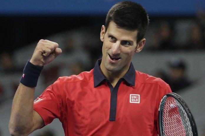 Novak Djokovic... (Photo Andy Wong, AP)