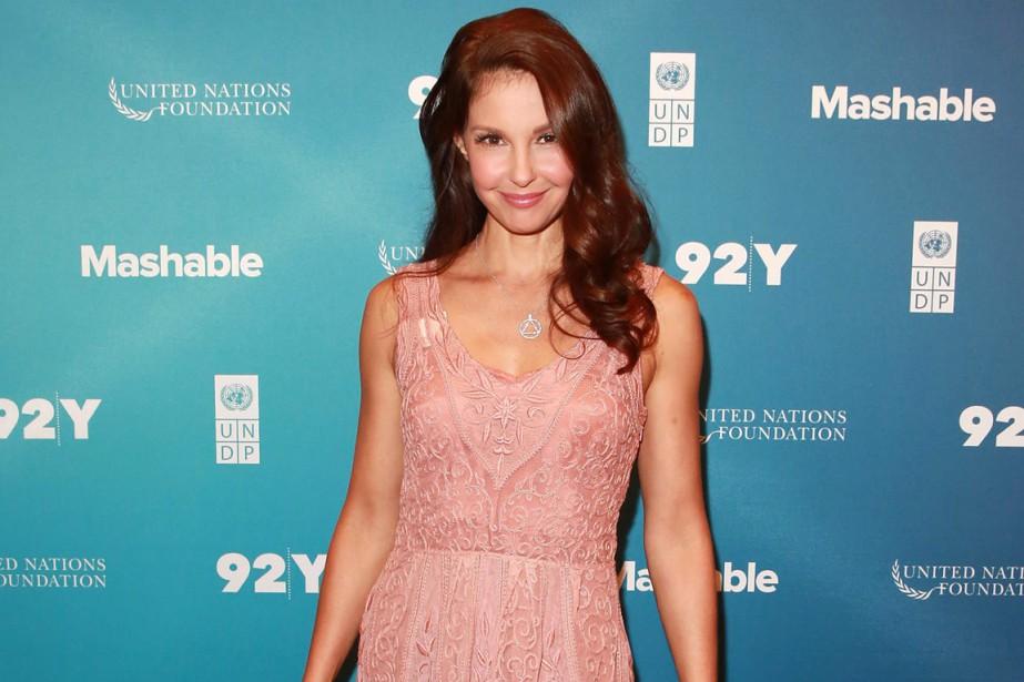 Ashley Judd... (Photo Amy Sussman, AP)