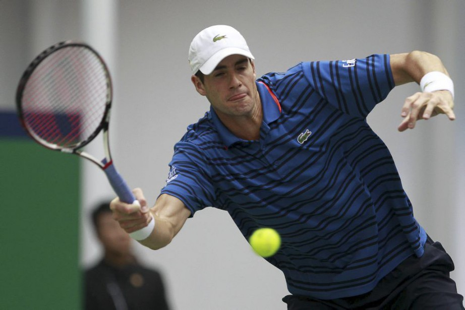 John Isner... (Photo ALY SONG, Reuters)