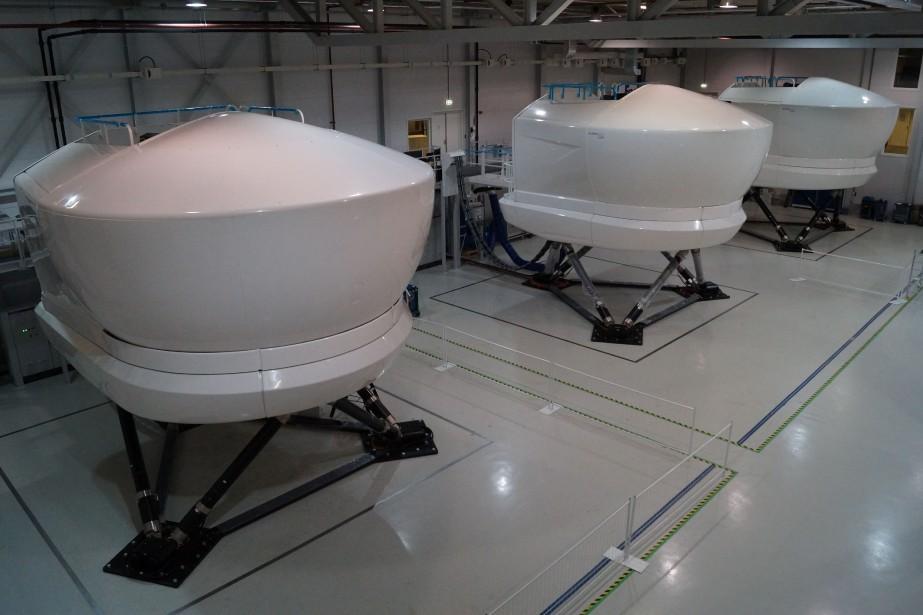 Au cours des six premiers mois de l'année,... (Photo fournie par Lockheed Martin)