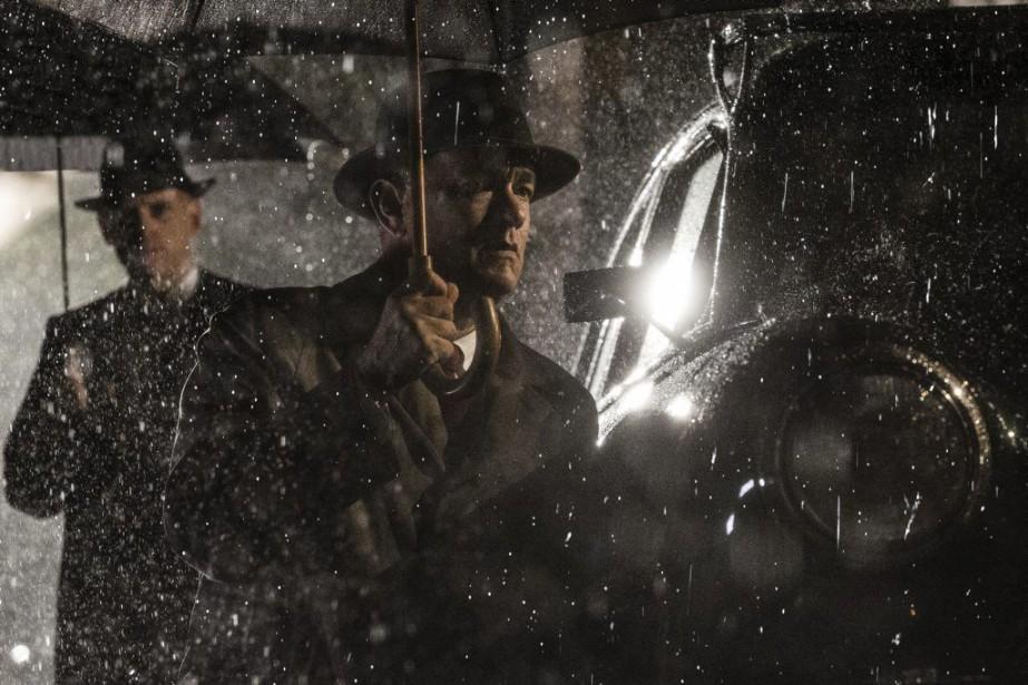 Tom Hanks dans Bridge of Spies....