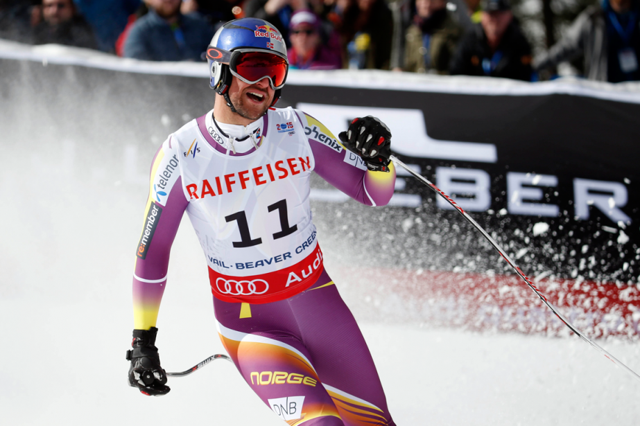 Aksel Lund Svindal... (Photo Jeff Swinger, archives USA Today)