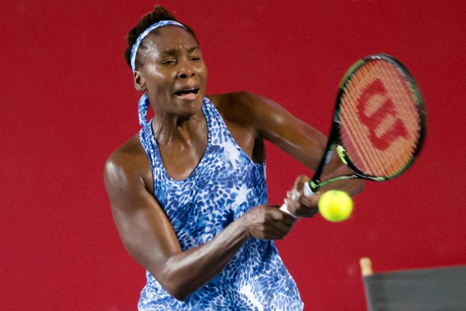 Venus Williams... (Photo Kin Cheung, AP)