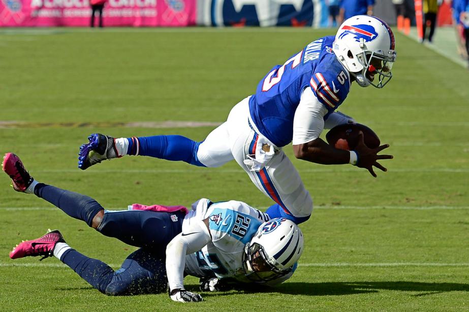 L'entraîneur-chef des Bills de Buffalo Rex Ryan a... (Photo Mark Zaleski, AP)
