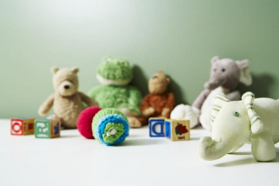 Les 100 jouets qui sont recommandés ont été... (Photo Digital/Thinkstock)