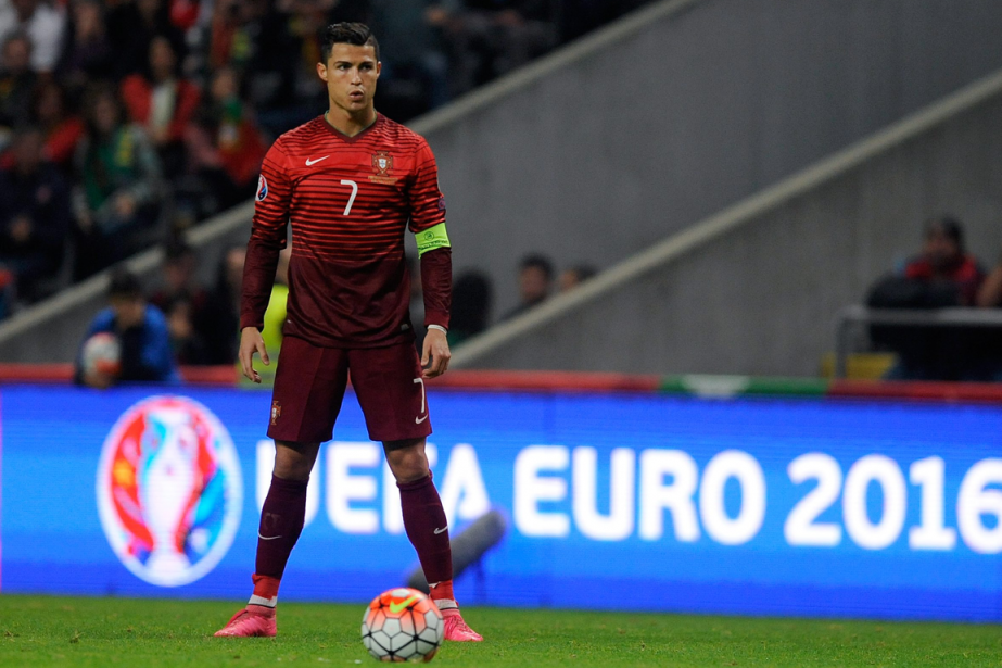 Cristiano Ronaldo... (Photo Paulo Duarte, AP)
