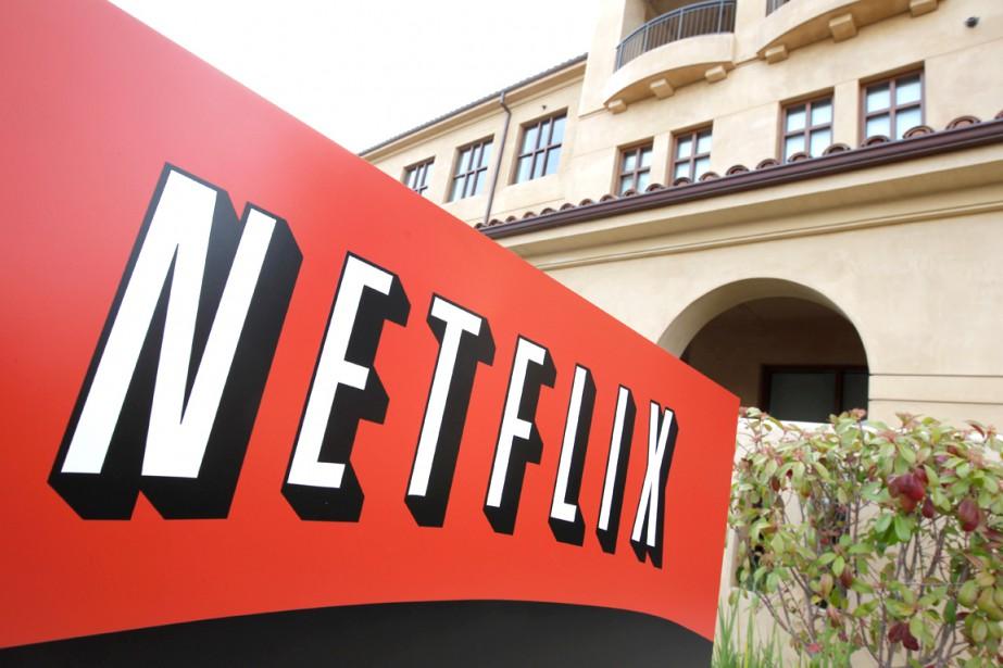 Le service américain de vidéo en ligne Netflix a l'intention... (AP, Paul Sakuma)
