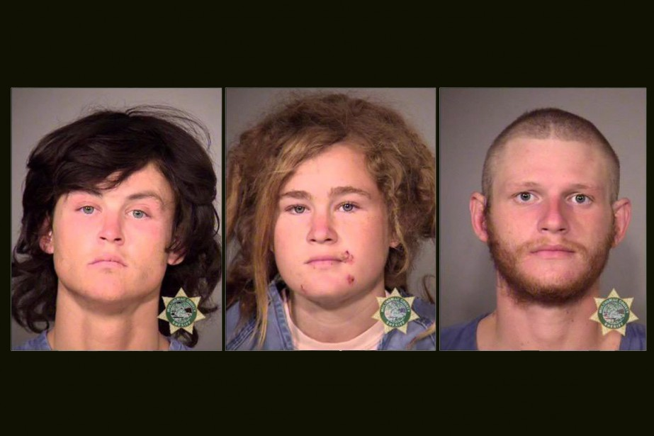 Sean Michael Angold, Lila Scott Allgood etMorrison Haze... (Photos AP)
