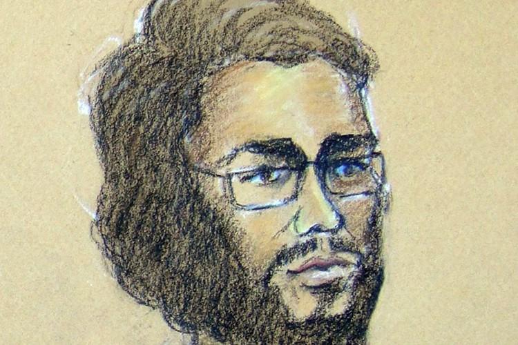HivaAlizadeh a été condamné à 24 ans de... (PHOTO PC)