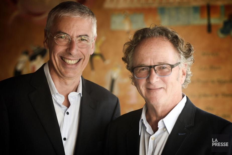 Le président de l'Office national du film, Claude... (PHOTO BERNARD BRAULT, LA PRESSE)