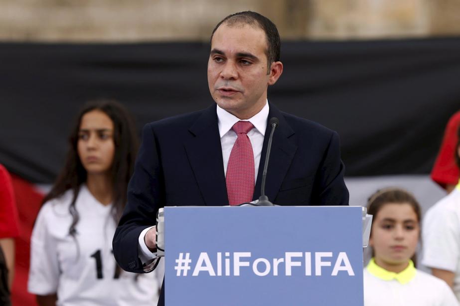 Le prince Ali est le deuxième candidat à... (Photo Muhammad Hamed, Reuters)