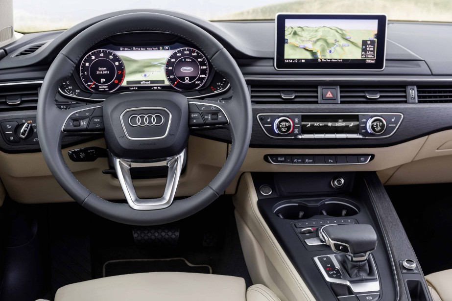 Audi A4 2017 Excelle En Rien Bonne En Tout Eric Lefrancois Audi