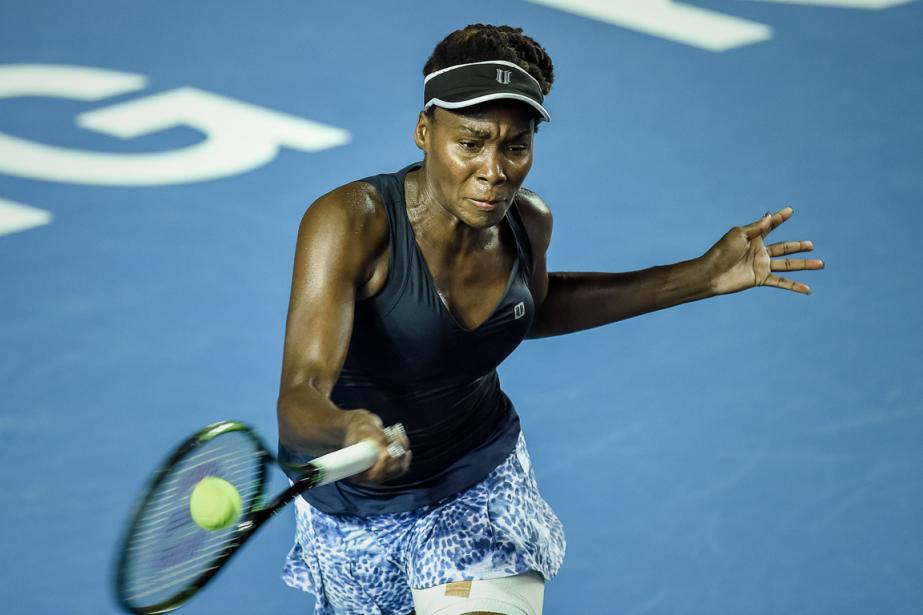 Venus Williams... (Photo Philippe Lopez, AFP)