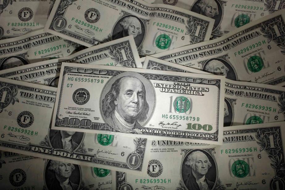 Le déficit budgétaire des États-Unis a... (Photo Kacper Pempel, archives Reuters)