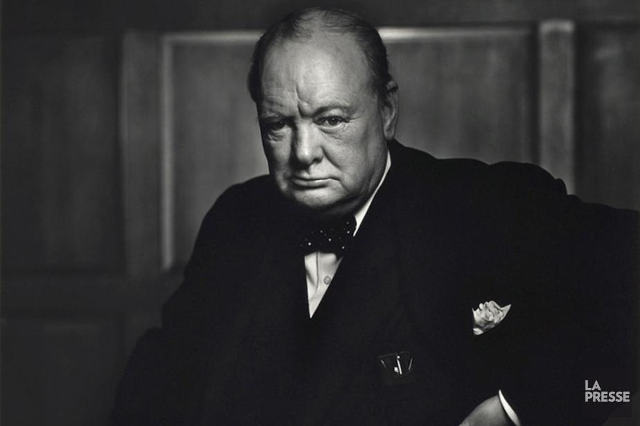 Quand il est question de démocratie, Winston Churchill,... (PHOTO ARCHIVES LA PRESSE)