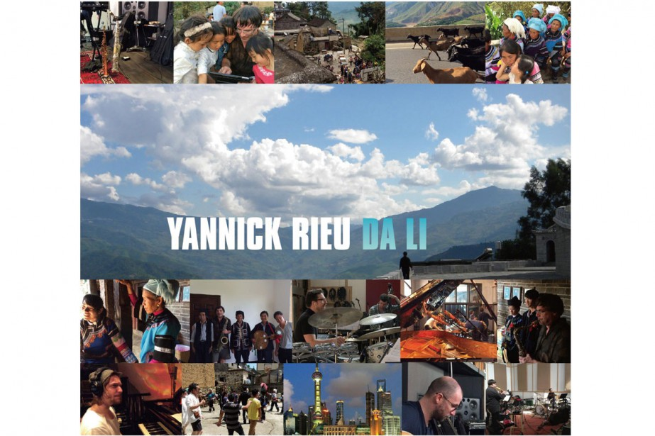 Yannick Rieu a tissé des liens avec la Chine. Liens intimes, liens culturels,...