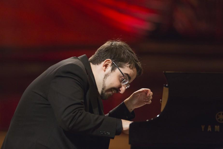 Le Québécois est devenu le premier Canadien à... (Photo fournie par le Concours Chopin)