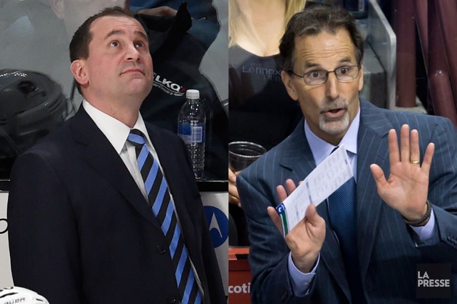 Les Blue Jackets de Columbus ont congédié leur... (Photos La Presse et PC)