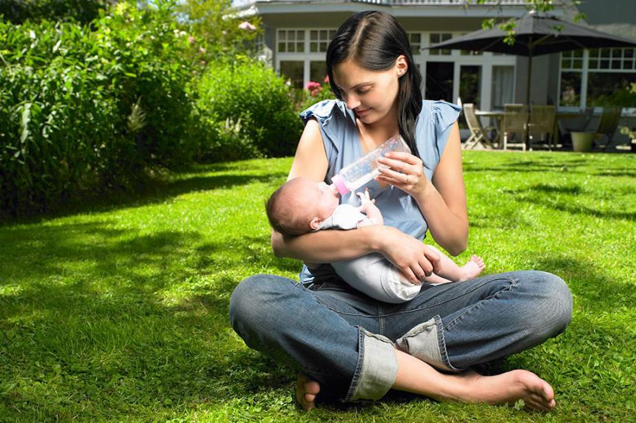 Les bébés nés pendant l'été ont plus de chances de devenir... (Photo Masterfile)