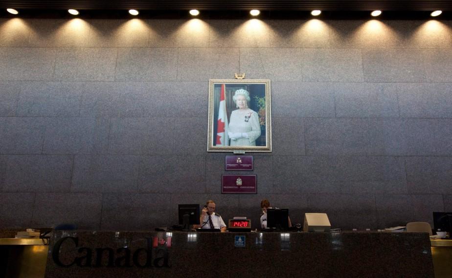 En 2011, John Baird, alors ministre des Affaires... (photoAdrian Wyld, archives la presse canadienne)