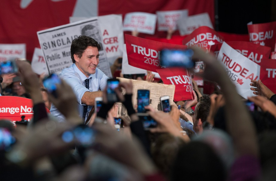 «Ce qui a fait la différence, c'est d'abord... (Photo Paul Chiasson, La Presse Canadienne)