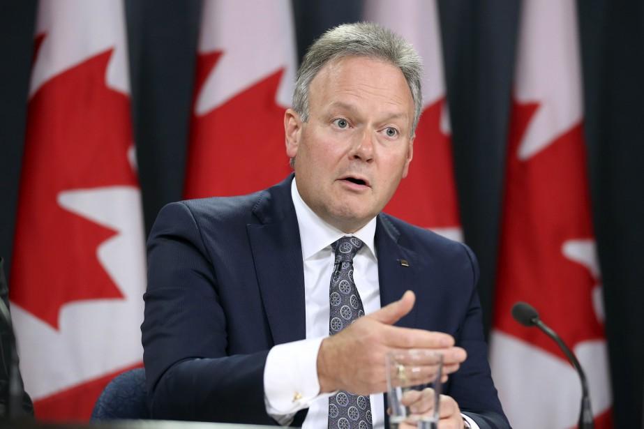 Le gouverneur de la Banque du Canada,Stephen Poloz... (Photo Chris Wattie, archives Reuters)
