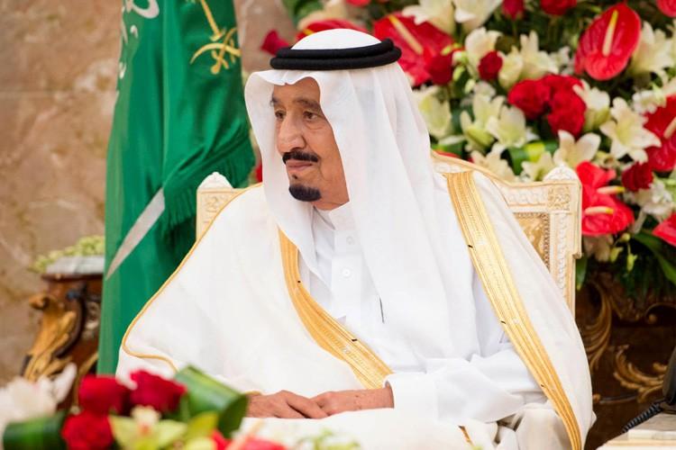 Le roi d'Arabie saoudite Salmane ben Abdelaziz.... (PHOTO ARCHIVES AFP)