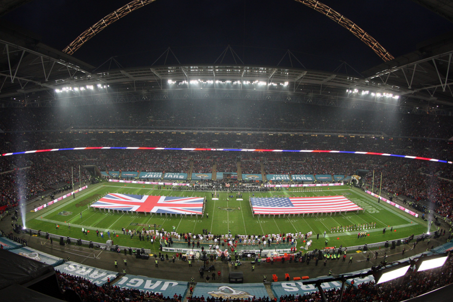 La NFL a présenté des matchs de saison... (Photo Nicky Hayes, archives AP)