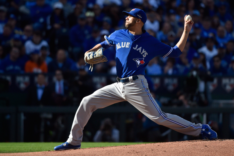 David Price sera le lanceur partant des Blue Jays,... (Photo Nathan Denette, PC)