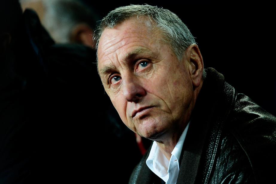 Johan Cruyff... (Photo Manu Fernandez, archives AP)